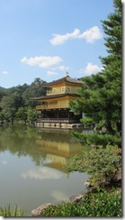The Golden Pavilion - Kinkaku-ji
